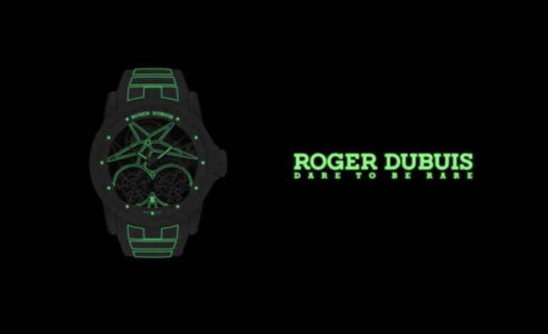 ROGER DUBUIS – Dare to be Rare