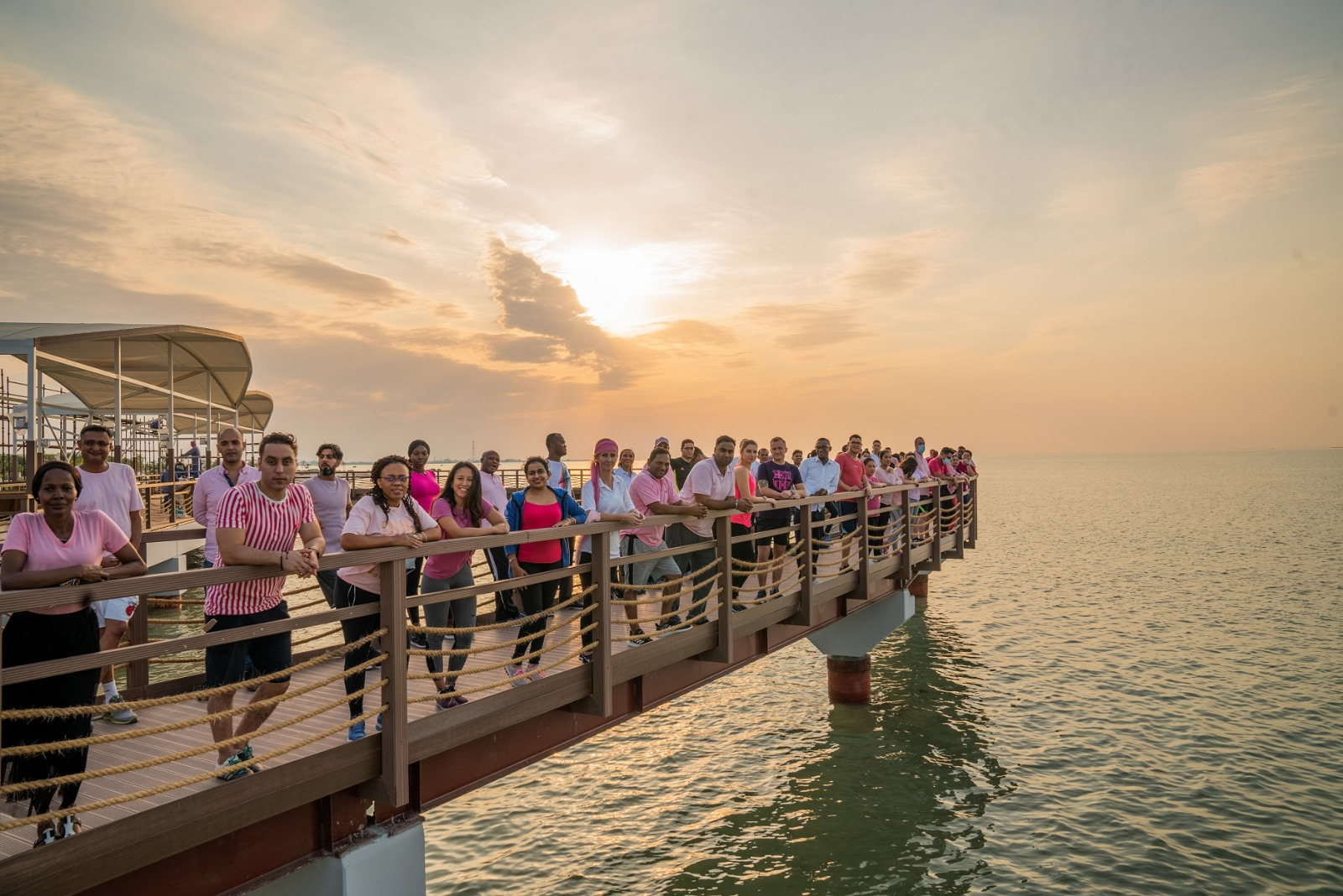 CORPORATE WELLNESS, A PRIORITY AT ZULAL WELLNESS RESORT