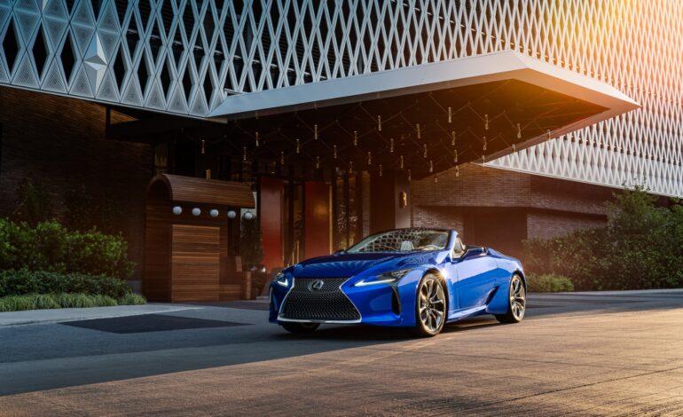 Six Finalists for Lexus Design Award 2021 Revealed