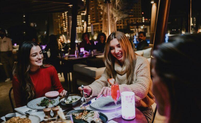 Lady Diners to Get Triple Drinks Bonus