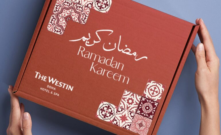 Drive-thru by Westin for Iftar and Suhoor