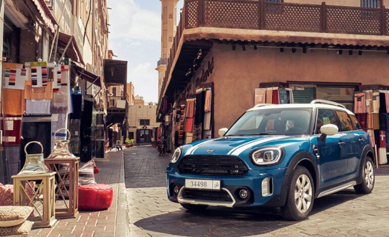 Discover the spirit of Ramadan and celebrate 25 years of Alfardan Automobiles with bespoke MINI offers