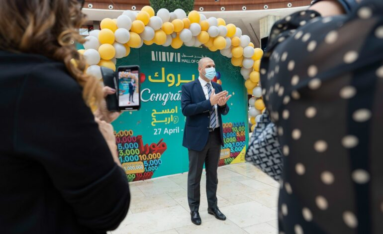"""Mall of Qatar welcomes media for an amazing """"Scratch and Win"""" experience"""