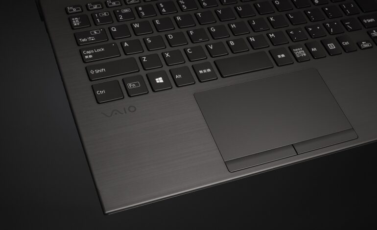 Fifty One East and VAIO® Announce the Availability of VAIO®Z World's First Contoured Carbon Fiber Laptop