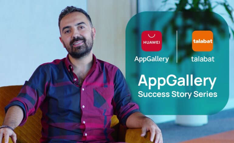 Huawei's AppGallery and talabat have partnered to provide best-in-class customer experience