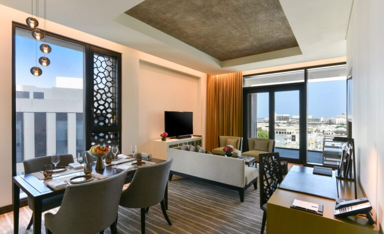 CELEBRATE EID AL ADHA IN STYLE AT ALWADI HOTEL DOHA MGALLERY HOTEL COLLECTION