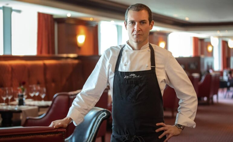 Meet The Chef: James Warnica