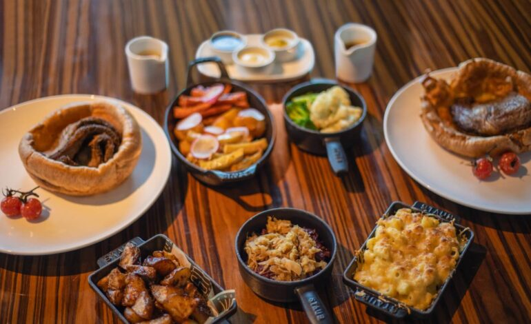 Review! We Tried the Saturday Roast Lunch at STK-Doha